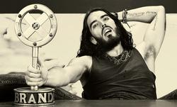 Brand X With Russell Brand small logo