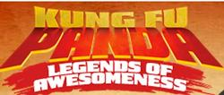 Kung Fu Panda: Legends of Awesomeness small logo