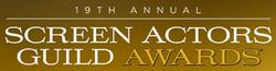 The Screen Actors Guild Awards small logo
