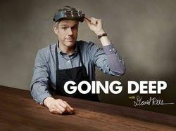 Going Deep with David Rees small logo