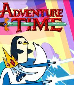 Adventure Time small logo