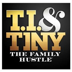 T.I. and Tiny: The Family Hustle small logo