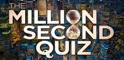 The Million Second Quiz small logo