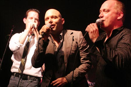 Photo Coverage Rockers On Broadway Concert