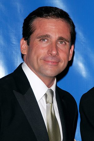 Steve Carrell at Emmy Awards Arrivals and Press Room
