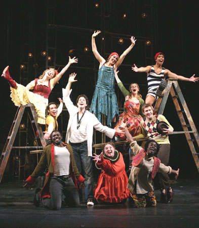 review godspell musical summary Find album reviews, stream songs, credits and award information for pippin [1972 original broadway cast] - ben vereen on allmusic - 1972 - following the success of his off-broadway musical.