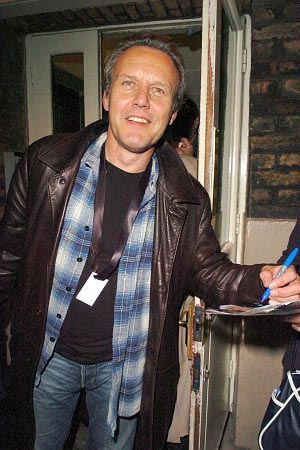 Anthony Head at 24 Hour Plays in London