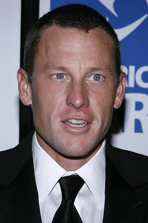 Lance Armstrong at Americans for the Arts National Arts Gala