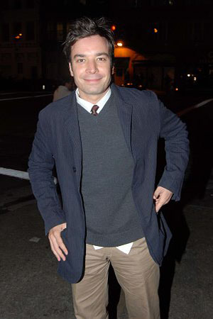 Jimmy Fallon Photo