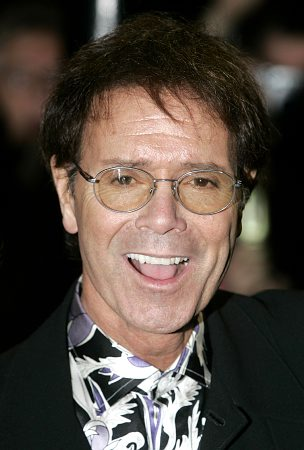 Cliff Richard at Spamalot London Gala Opening