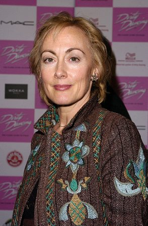 Paula Wilcox at Dirty Dancing Opens in London