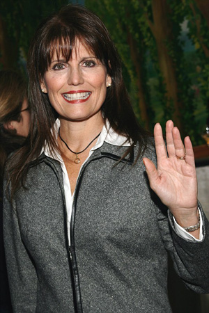 Lucie Arnaz at Tony Honors Ceremony