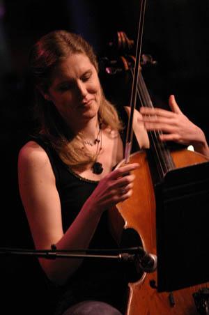 Mairi Dorman at Julia Murney at Birdland