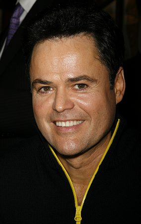 Donny Osmond Photo