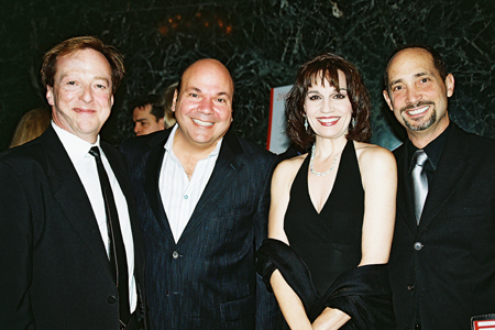 Photo Coverage: NYMF Awards Gala