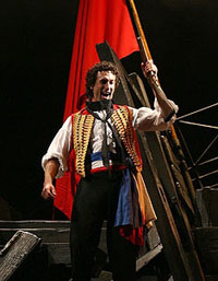 Les Miserables:  Do You Hear The People Belt?