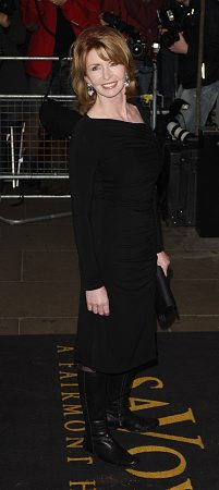 Jane Asher at Evening Standard Awards