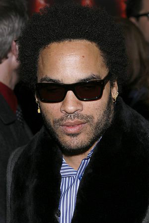 Lenny Kravitz at Dreamgirls Film Premieres in New York