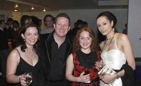 Etta Murfitt, Matthew Bourne, Dena Lague, Michela Meazza at  Edward Scissorhands Opens in L.A.