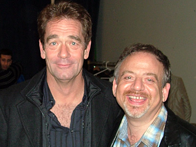 Huey Lewis and Marc Shaiman at Photo Coverage Exclusive: Don't Quit Your Night Job 7!