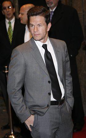 Mark Wahlberg at New York's Film Critics Circle Awards