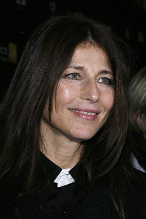 Catherine Keener at An American Crime Premieres at Sundance