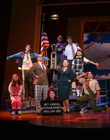 THE 25TH ANNUAL PUTNAM COUNTY SPELLING BEE, the hit Tony ® Award-winning