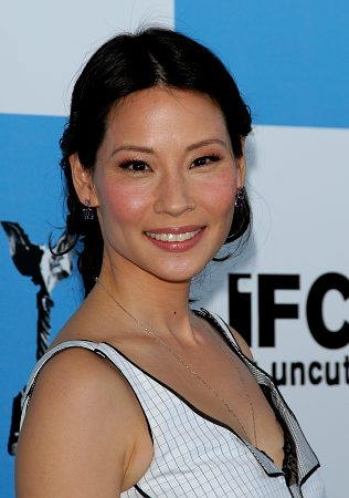 Lucy Liu Photo