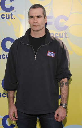 Henry Rollins at Spirit Awards