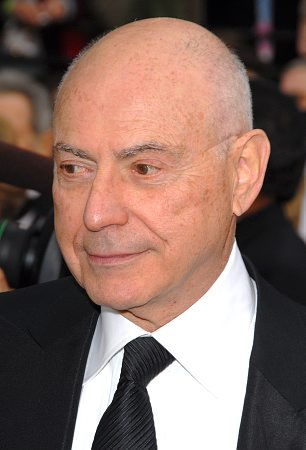 Alan Arkin at 79th Annual Academy Awards
