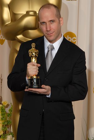 Michael Arndt (Best Original Screenplay for Little Miss Sunshine) at 79th Annual Academy Awards