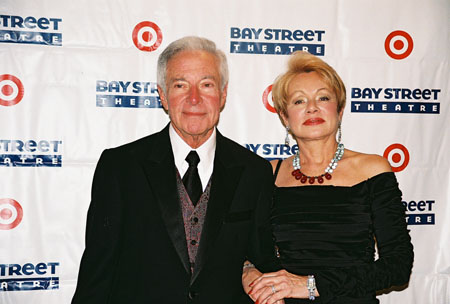 Stanley and barbara arkin bay street theatre board of trustees