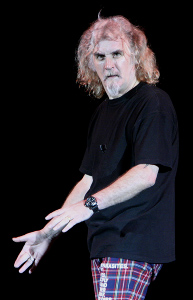 Billy Connolly at Connolly Laughs Out Loud