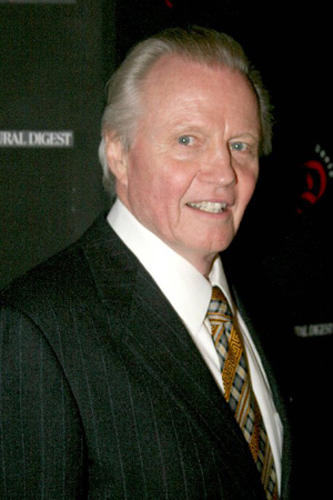 Jon Voight at Studio Dante 'First Readings' Benefit
