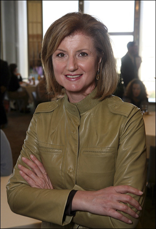 Arianna Huffington Photo
