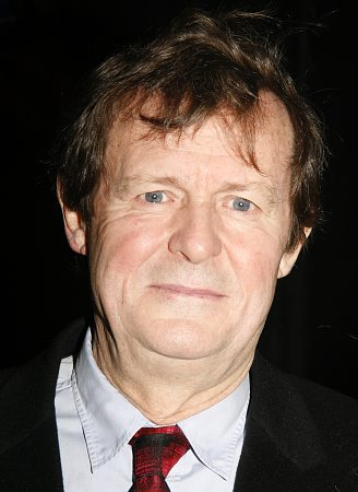 David Hare at Opening Night at Year of Magical Thinking