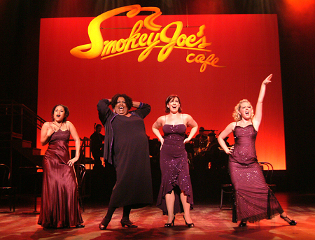 Photo Flash:  Smokey Joe's Cafe