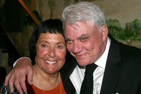 Keely Smith and Rex Reed at Keely Smith Opens at the Cafe Carlyle
