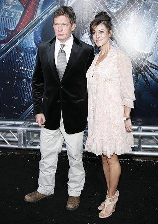 Thomas Haden Church and Mia Zottoli Photo (2007-05-01) Tobey Maguire