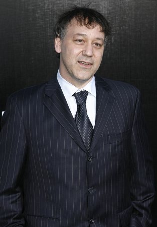 Sam Raimi at Spider-Man 3 Premiere