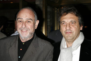 Alain Boublil and Claude-Michel Sch�nberg at Boubil and Sch�nberg to be Featured on 'Downstage Center'