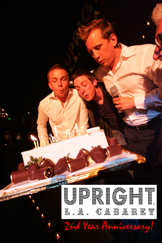 L.A. UPRIGHT Cabaret's 2 Star Studded Years