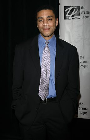 Harry Lennix at Drama League Awards