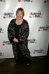 Kathy Bates at Kathy Bates to Show 'Devotion' in New McNally Play
