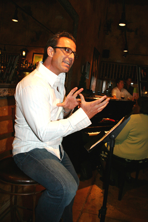 Photo Coverage Theatre Project Scv Salon Series May 29