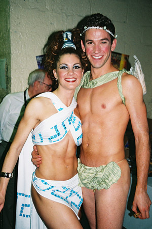 Photo Coverage: Backstage at Broadway Bares XVII