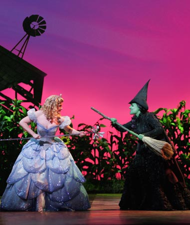 Photo Flash: Wicked UK New Cast