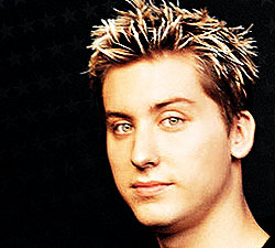 lance bass space