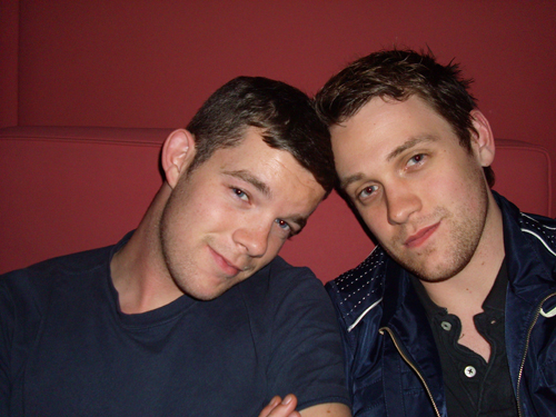 Is michael arden gay
