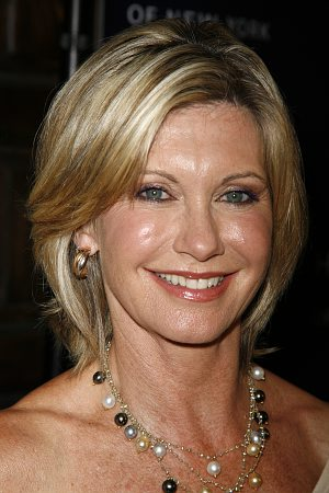 Olivia Newton-John at BWW EXCLUSIVE: Olivia Newton-John Talks GREASE, GLEE, XANADU & Pink And Blue For Two